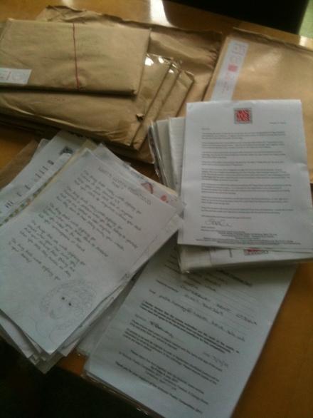 Poems! Hundreds of them!
